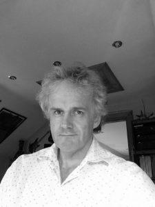Mark Coates - Profile Picture B&W